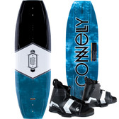Connelly Blaze 141 Wakeboard Package with Hale Boots