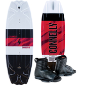 Connelly Charger 119 cm Wakeboard Package with Optima Boots