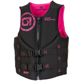 O'Brien Ladies Traditional Neo Vest - Pink