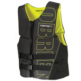 O'Brien Men's Flex V-Back Neo Vest Yellow