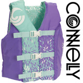 Connelly Girl's Youth Hinge Nylon Vest