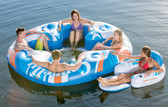 Connelly Liquid Lounge Floating Island for the Lowest Price at RIDE THE WAVE
