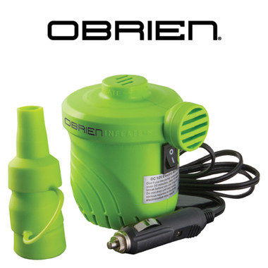 O'Brien 12 Volt Inflator for the Lowest Price at RIDE THE WAVE
