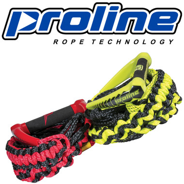 "Proline LG 20' Wakesurf Rope and 8"" Handle"