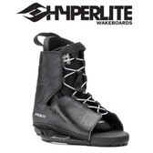 Hyperlite Frequency Wakeboard Bindings for the Lowest Price at RIDE THE WAVE