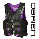 O'Brien Women's 3 Buckle Pro Nylon Vest for the Best Price at RIDE THE WAVE
