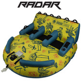 Radar Chase Lounge 3 / 3-Person Towable Tube