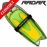 Radar Hawk Kneeboard with Retractable Fins and Hook ON SALE!