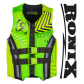 Ronix Vision Coast Guard Approved Youth Neo Vest