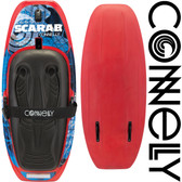 Connelly Scarab Kneeboard with Retractable Fins and Aquatic Hook