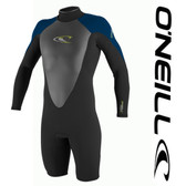 O'Neill Hammer Long Sleeve Shorty Wetsuit