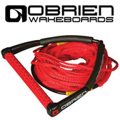 OBrien 4-Section Poly-E Wakeboard Rope & Handle