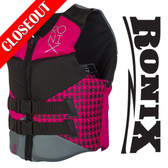 Ronix Daydream Women's Coast Guard Approved Neo Vest ON SALE!