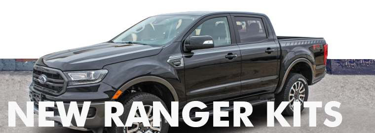 Ford Ranger Stripes Decals Vinyl Graphics