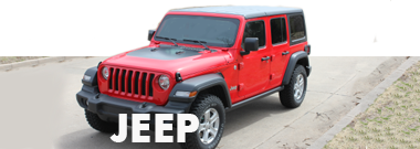 Jeep Stripes Decals Vinyl Graphics