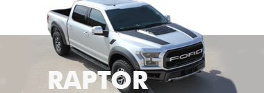 2017 2018 Ford Raptor F-150 Stripes Decals Vinyl Graphics