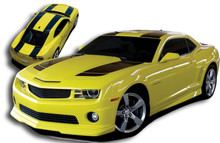 2010-2013 Chevy Camaro Bumble Bee 2 Racing Stripes Kit (GRC11)