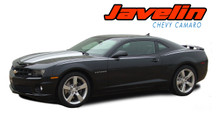 JAVELIN : 2010 2011 2012 2013 2014 2015 Chevy Camaro Upper Body Pin Striping Decal Vinyl Graphic Kit (VGP-1548)