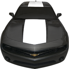 2010-2013 Chevy Camaro ZL1 Center Vinyl Graphic Decal Stripe Kit (GRC39)