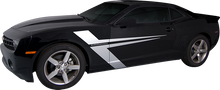 2010-2015 Chevy Camaro Split Vinyl Graphic Decal Stripe Kit (GRC47)