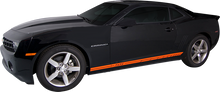 2010-2015 Chevy Camaro SS Rocker Vinyl Graphic Decal Stripe Kit (GRC48)