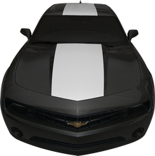 2014-2015 Chevy Camaro ZL1 Hood Roof Vinyl Graphic Decal Stripe Kit (GRC56)