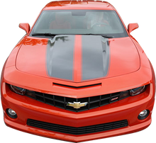 2014-2015 Chevy Camaro Factory Style Racing Vinyl Graphic Decal Stripe Kit (GRC59)