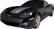 2005-2013 Chevy Corvette Split Wing Vinyl Stripe Kit (GRV211)