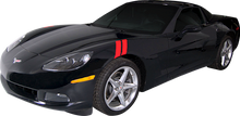 2005-2013 Chevy Corvette Vent Hash Vinyl Stripe Kit (GRV208)