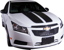 2011-2015 Chevy Cruze Racing Vinyl Stripe Kit (GRZ201)