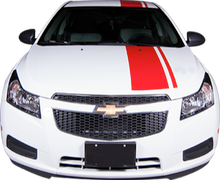 2011-2015 Chevy Cruze Enduro Rally Vinyl Stripe Kit (GRZ210)