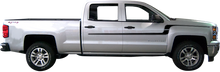 "2014-2015 Chevy Silverado ""S"" Vinyl Graphic Decal Stripe Kit (GRC66)"