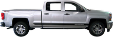 2014-2015 Chevy Silverado Muscle Rocker Vinyl Graphic Decal Stripe Kit (GRC67)