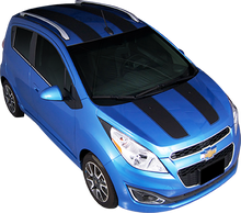 2013-2015 Chevy Spark Rally Vinyl Graphic Decal Stripe Kit (GRS221)