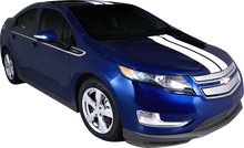2011-2015 Chevy Volt Rally Vinyl Graphic Decal Stripe Kit (GRV213)