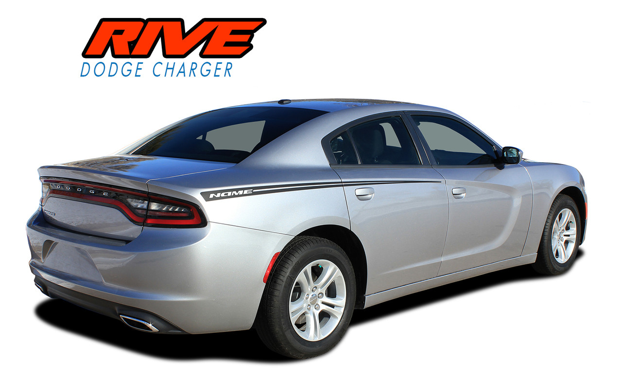Rive Dodge Charger Stripes Charger Decals Charger