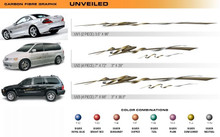 UNVEILED Universal Vinyl Graphics Decorative Striping and 3D Decal Kits by Sign Tech Media, Inc. (STM-UV)