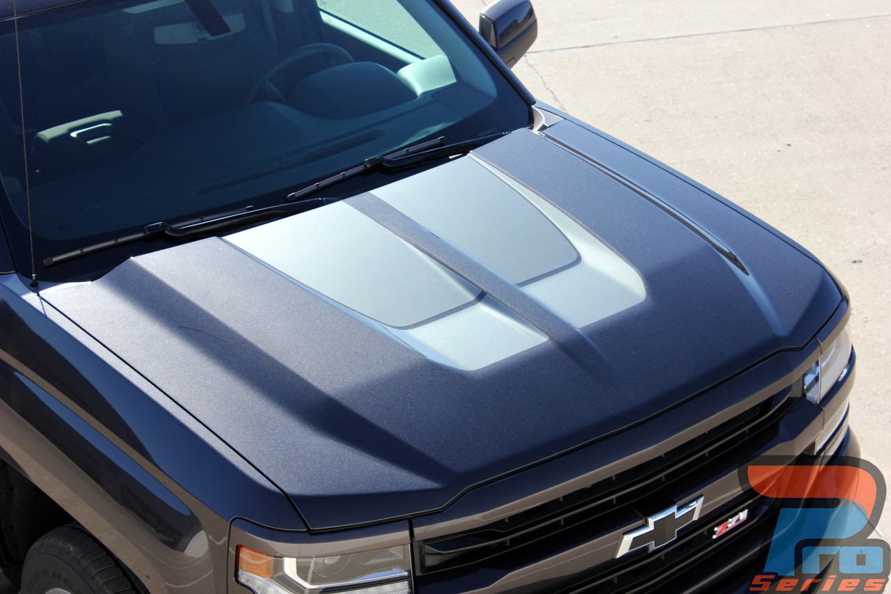 CHASE RALLY | Silverado Stripes | Silverado Decals ...