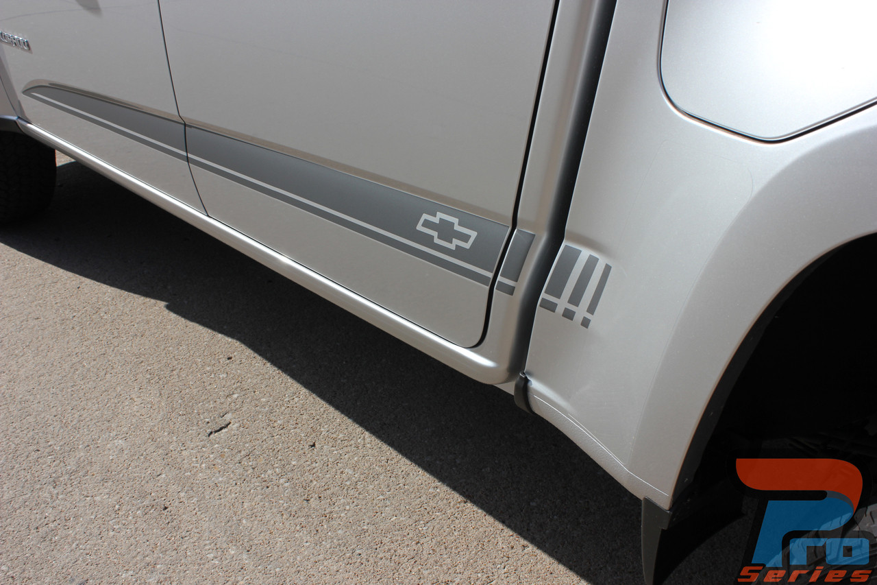 RATON | Colorado Door Stripes | Colorado Vinyl Decals ...