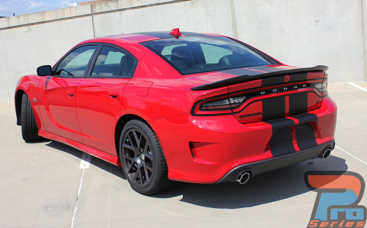 n charge rally s pack dodge charger racing stripes. Black Bedroom Furniture Sets. Home Design Ideas