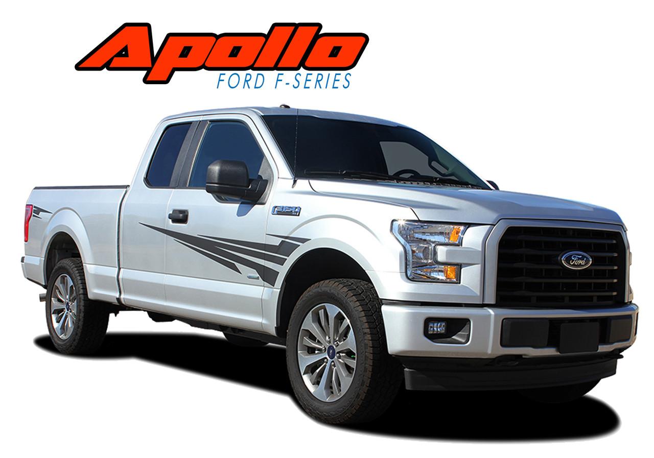 APOLLO | Ford F150 Door Stripes | F150 Decals | F150 Vinyl ...