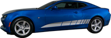 2016-2018 Chevy Camaro Stripe Bullet Strobe Rocker Vinyl Graphic Decal Kit (GRC82)