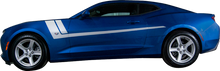 2016-2018 Chevy Camaro Stripe Dual Check Door Vinyl Graphic Decal Kit (GRC93)