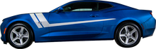 2016-2018 Chevy Camaro Stripes Hockey Rally Vinyl Graphic Decal Kit (GRC85)