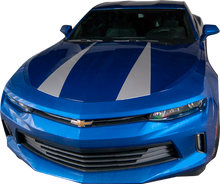 2016-2018 Chevy Camaro Stripes Hood Spears Vinyl Graphic Decal Kit (GRC91)