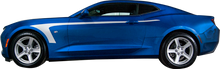 2016-2018 Chevy Camaro Stripes Scythe Vinyl Graphic Decal Kit (GRC86)