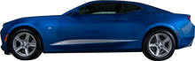 2016-2018 Chevy Camaro Stripes Teardrop Vinyl Graphic Decal Kit (GRC89)