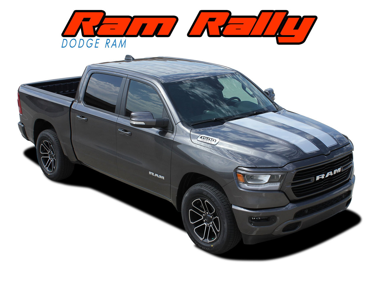 Ram Rally Dodge Ram Racing Stripes Ram Decals Ram Vinyl Graphics