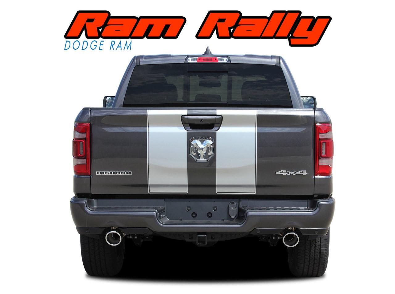 RAM RALLY | Dodge Ram Racing Stripes | Ram Decals | Ram ...