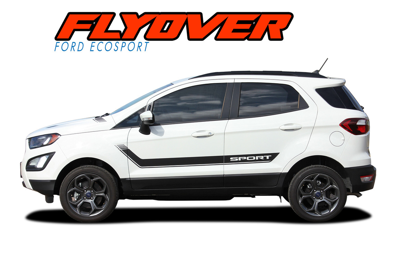 FLYOUT | Ford EcoSport Stripes | Ford EcoSport Decals ...